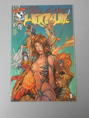 TALES OF THE WITCHBLADE #1 Turner Variant (9.4 NM) Image / Top Cow