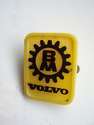 tractor BM VOLVO badge