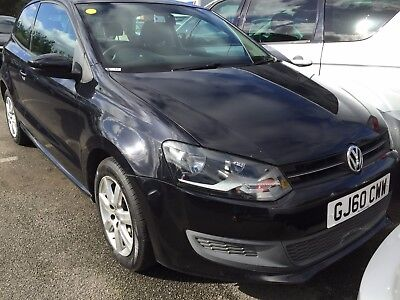 60 Reg Volkswagen Polo 1.2 Se Nice Looking Example, Low Mileage, Fabulous Spec
