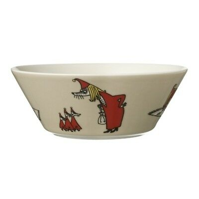 Moomin Bowl Fillyjonk 15 cm Arabia Discontinued