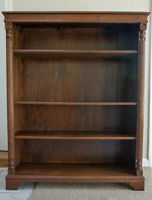 Antique Solid Wood Bookcase
