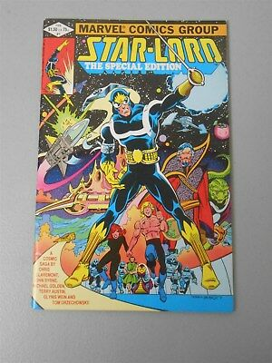 Star-Lord Special Edition #1 (9.4 NM) 1981 Guardians of the Galaxy~Marvel Movie