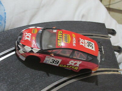 Scx Bodyshell - Seat Leon Touring Car With Working Lights
