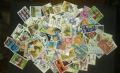 200 Gb Stamps.