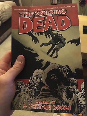 the walking dead comic book volume 28