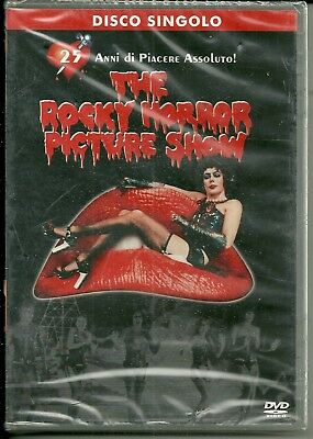 DVD The Rocky Horror Picture Show