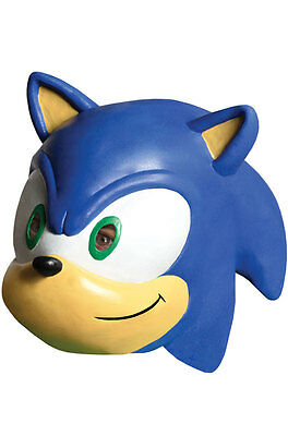 Brand New Official License Sonic the Hedgehog Child Mask