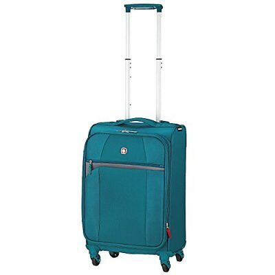 SWISSGEAR rodillo Case, Teal/Grey (Varios colores) - 2045812