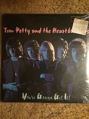 Tom Petty And The Heartbreakers You Re Gonna Get It Sealed