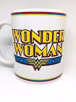 Custom Made Wonder Woman 11oz Coffee Mug with your name