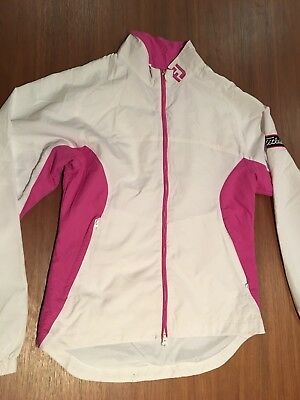 Titleist footjoy Ladies Golf Jacket. Worn Once. Size XS,8. Perfect Condition.