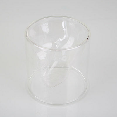 Transparent Crystal Skull Head Shot Glass Cup For Whiskey Wine Vodka Club 8.8Oz