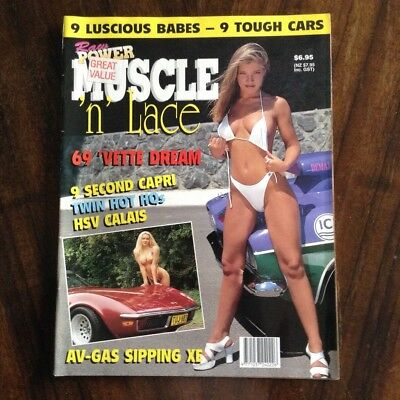 Raw Power - Muscle 'n' Lace Magazine
