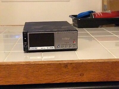 Sony HDV 1080i Digital Video Cassette Recorder