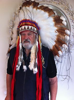 war bonnet cheyene american indian