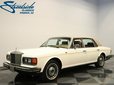 1983 Rolls-Royce Silver Spur  ONLY 72K MILES, VERY NICE CAR, CLEAN AUTOCHECK, MAINT RECORDS, FAIRLY PRICED!
