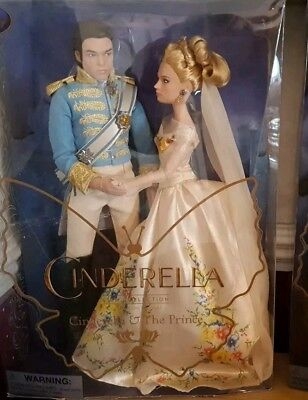 Cinderella Live Action doll set