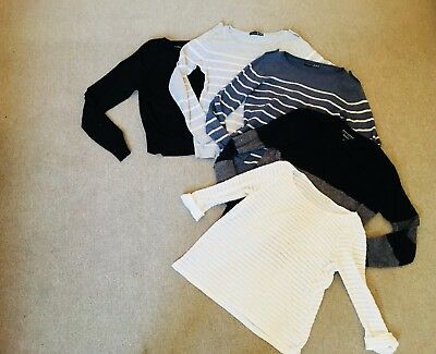 Size 10 Winter jumper Job Lot River Island & H&M