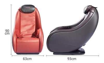 Sleek and Compact Massage Chair with plenty of features (Red) Shipped from AUS