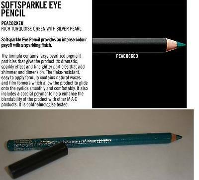 MAC eye pencil Peacoker  LIMITED EDITION!!