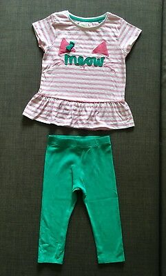 Girls Clothes Set Matching Bundle Size 4-5 years. NO BEST OFFER please