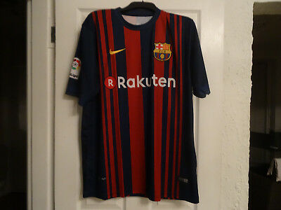 Barcelona football shirt - 2XL Men - Messi 10 - New No tag