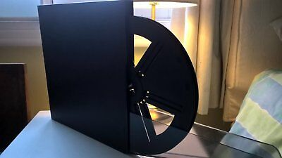 Carl Schneider Super 8mm Film 800ft Takeup Spool with Library Case (VGC)