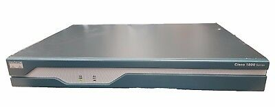 Cisco 1841 Integrated Services Router with 32MB Flash Card