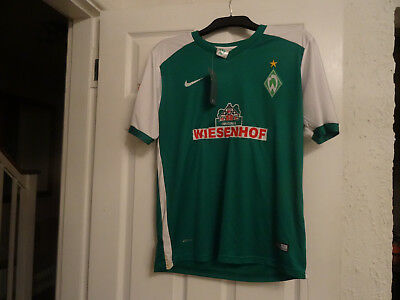 Werder Bremen football shirt - S Men - New w/tag