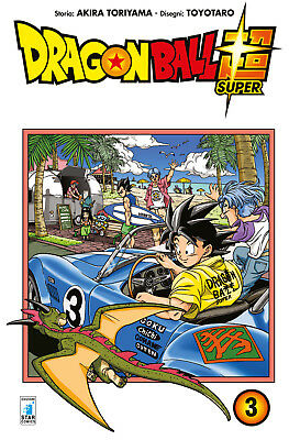 Manga - Star Comics - Dragon Ball Super 3 - Nuovo !!!