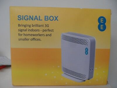 Cisco Residential Signal Box Mobile Phone Booster / Assist, USC3331 EE, 3G NEW