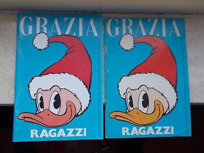 Topolino supplemento GRAZIA 27/12/1970