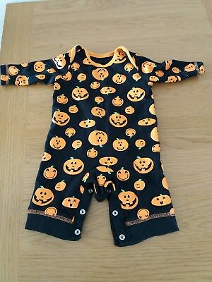 halloween outfit 0-3 months
