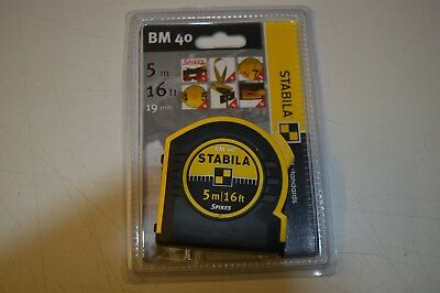 Stabila Tape Measure