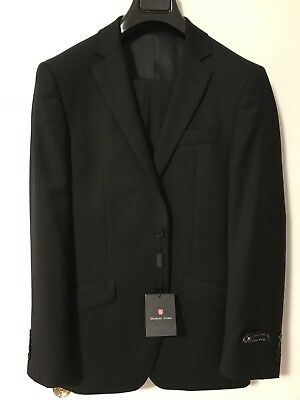 Giorgio Uomo Men 92/80 R Super 100s Suit New