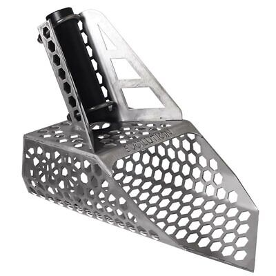 Evolution Stainless Steel Pro Type R Scoop.  -  (Basket Only)