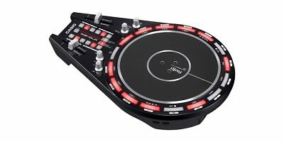 Casio XW-DJ1 DJ Controller With 7-inch Scratch Disc Free Express Post For Xmas