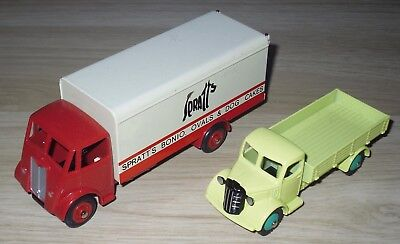 2 New Dinky Toys Lorrys. (Free P+P England Only)
