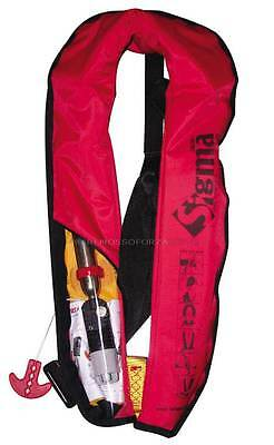 Lifebelt Boat Inflatable Lalizas Sigma 150N Lifejackets Automatic Inflate