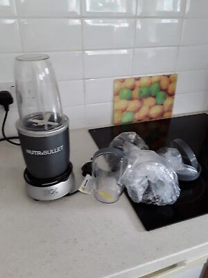 nutribullet 600 watts