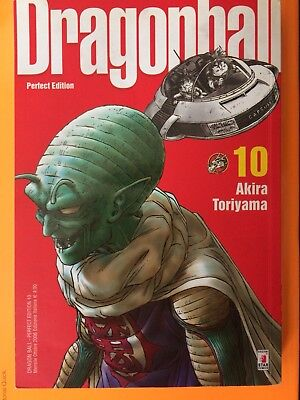 Fumetto Dragonball, Perfect Edition N°10 ITA