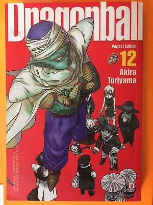 Fumetto Dragonball, Perfect Edition N°12 ITA