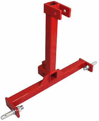 Category 1 Drawbar Tractor trailer hitch receiver 3 Point Attachment new