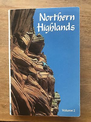 Northern Highlands Rock and Ice Climbs: v. 2 by Geoff Cohen, Roger Everett (Pap…