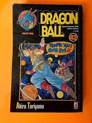 Fumetto Dragonball, New N°42 ITA 2005