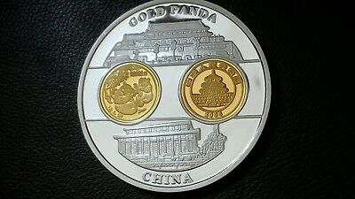 "China Gold Panda ""most Popular Bullion Coins In The World"""