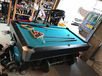 Pool Table - Pre Owned