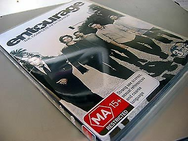 DVD Movie Video Disc NEW/SEALED:  Entourage