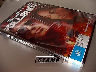 DVD Movie Video Disc NEW/SEALED: KillShot