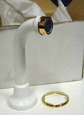 Brand New Vanity Bathroom bath tub Shower Tap Sprout Outlet